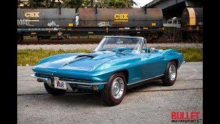 1967 Chevrolet Corvette Convertible, NCRS Top Flight [4k]