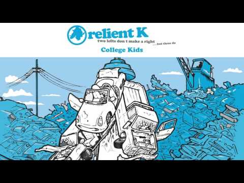 Relient K | College Kids (Official Audio Stream)