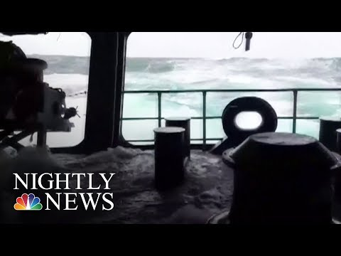 Rescuers Race Against Time To Find Missing Submarine | NBC Nightly News