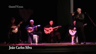 A fado with the great voice of JOÃO CARLOS SILVA