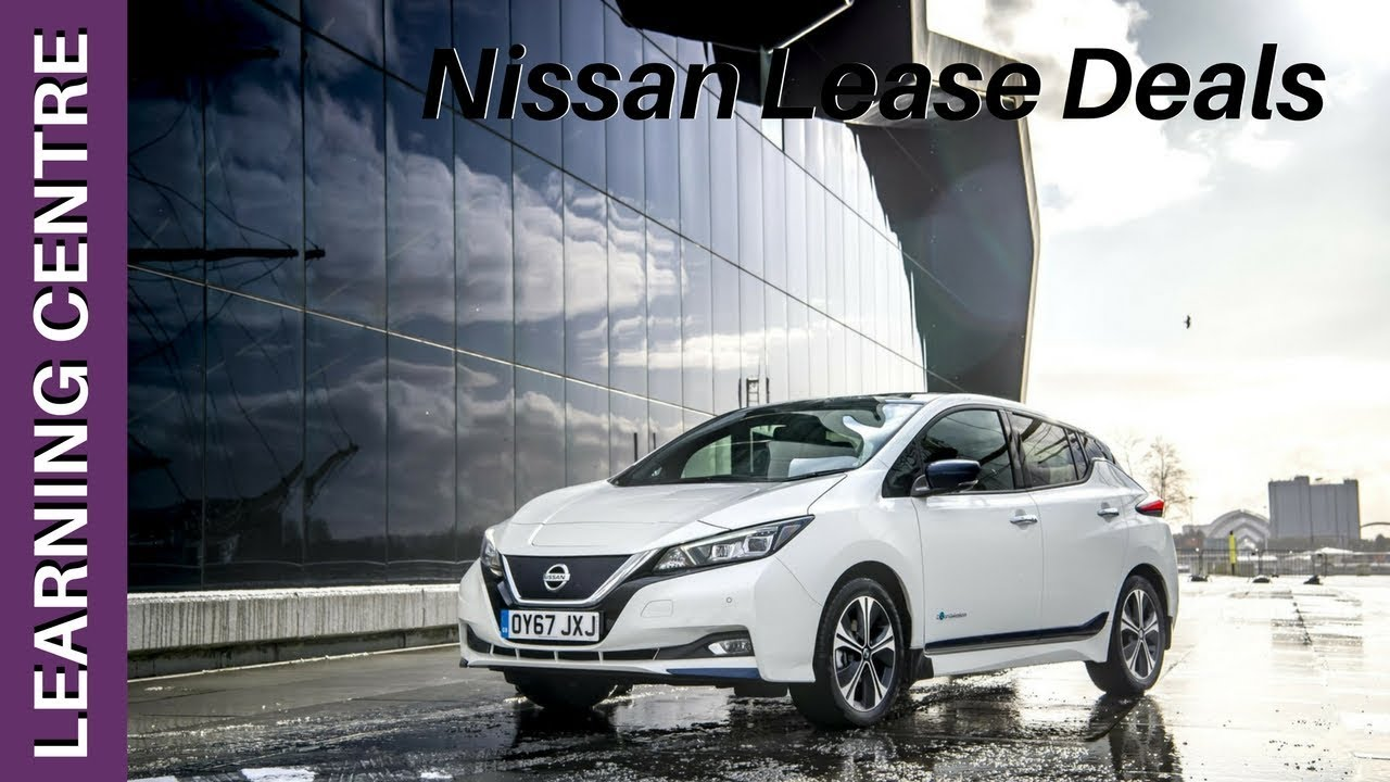 Nissan Lease Deals | OSV Learning Centre - YouTube