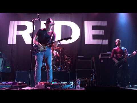 Ride - Chelsea Girl Live at House of Blues Cleveland 2015.10.2