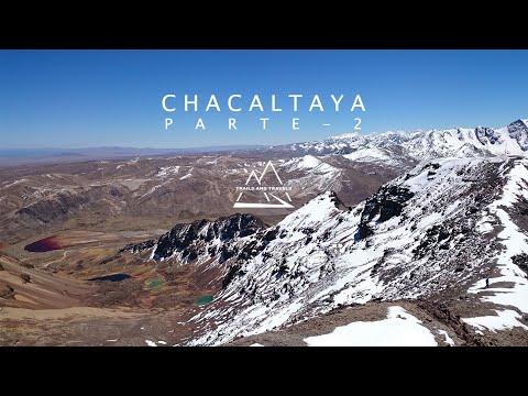 Chacaltaya Bolívia - Parte2
