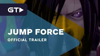 Jump Force - Madara and Hitsugaya DLC Gameplay Trailer