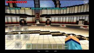 MC PE Hunger Games /#3\ Arkacı Veled !!
