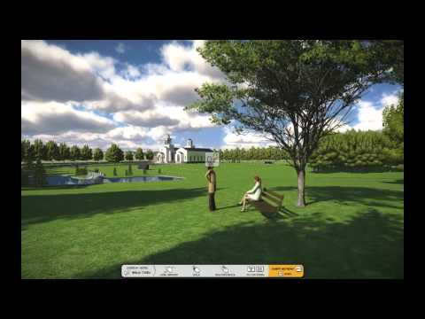 Foresight3D Real-time Applications