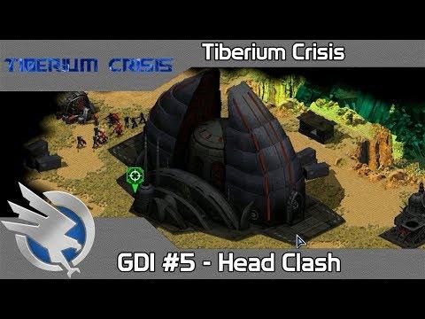 Tiberium Crisis - GDI #5 Head Clash on Hard difficulty