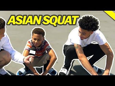 WHAT IS THE ASIAN SQUAT AND WHY IS IT THE BEST WAY TO SIT?