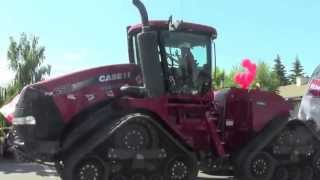 biggest tractor in the world