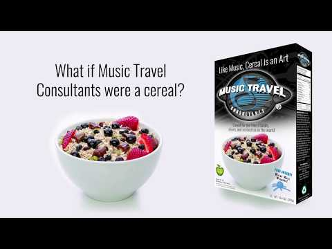 Student Music Group Tours with Music Travel Consultants - Silly Cereal