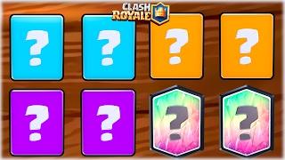 ¡¡ LAS 8 MEJORES CARTAS POR CALIDAD !! | Clash Royale [WithZack]