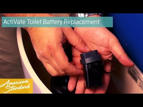 How To Replace The Battery For Your ActiVate Toilet