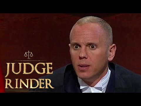 Judge Rinder Becomes Enraged With a Father of 40  Judge Rinder