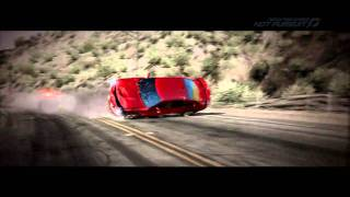 Need for Speed Hot Pursuit Crash Video