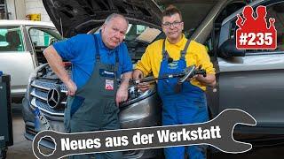 Unfassbare Fehldiagnose: Für SO WAS will Mercedes 3.500 Euro?! 😡