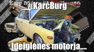 #KarcBurg 4 Motor csere.... thumbnail