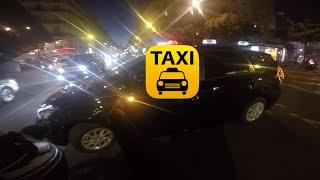 Road Rage #4 *Un Taxi Parisien*