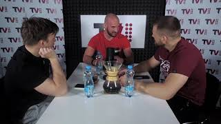 Fight and Talk #40 Mgr. Jakub Hybš, Lidi neuměj chodit
