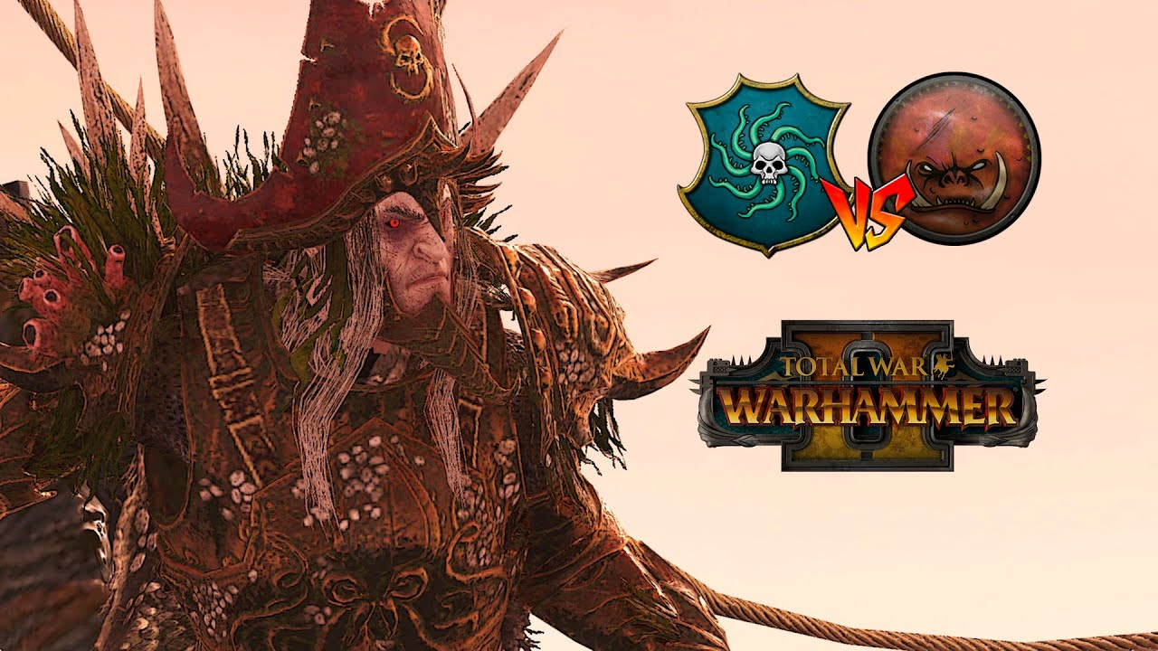 COLOSO CON VISTAS A TORREVIEJA #346 #Ranked #TotalWar #Warhammer #español