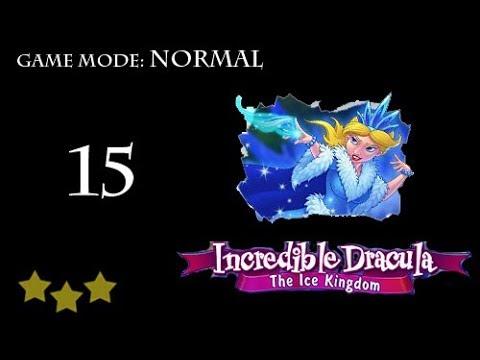 Incredible Dracula - The Ice Kingdom Level 15 |
