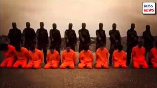 СИРИЙЦЫ ПОКАЗАЛИ БОЕВИКАМ ИГИЛ 'ПРАВИЛЬНУЮ КАЗНЬ'   СМОТРЕТЬ..