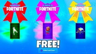 *FREE* REWARDS! Are Back..! Fortnite Battle Royale