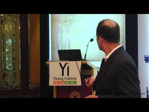 Yi Youth Conclave @ Hyderabad – 2014 : Session on 'Adventure and Youth'