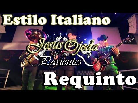 Estilo Italiano - Jesus Ojeda (Tutorial Requinto)