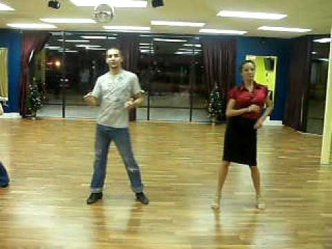 Alaska Dance Promotions Rumba Progressive series Pt. 2
