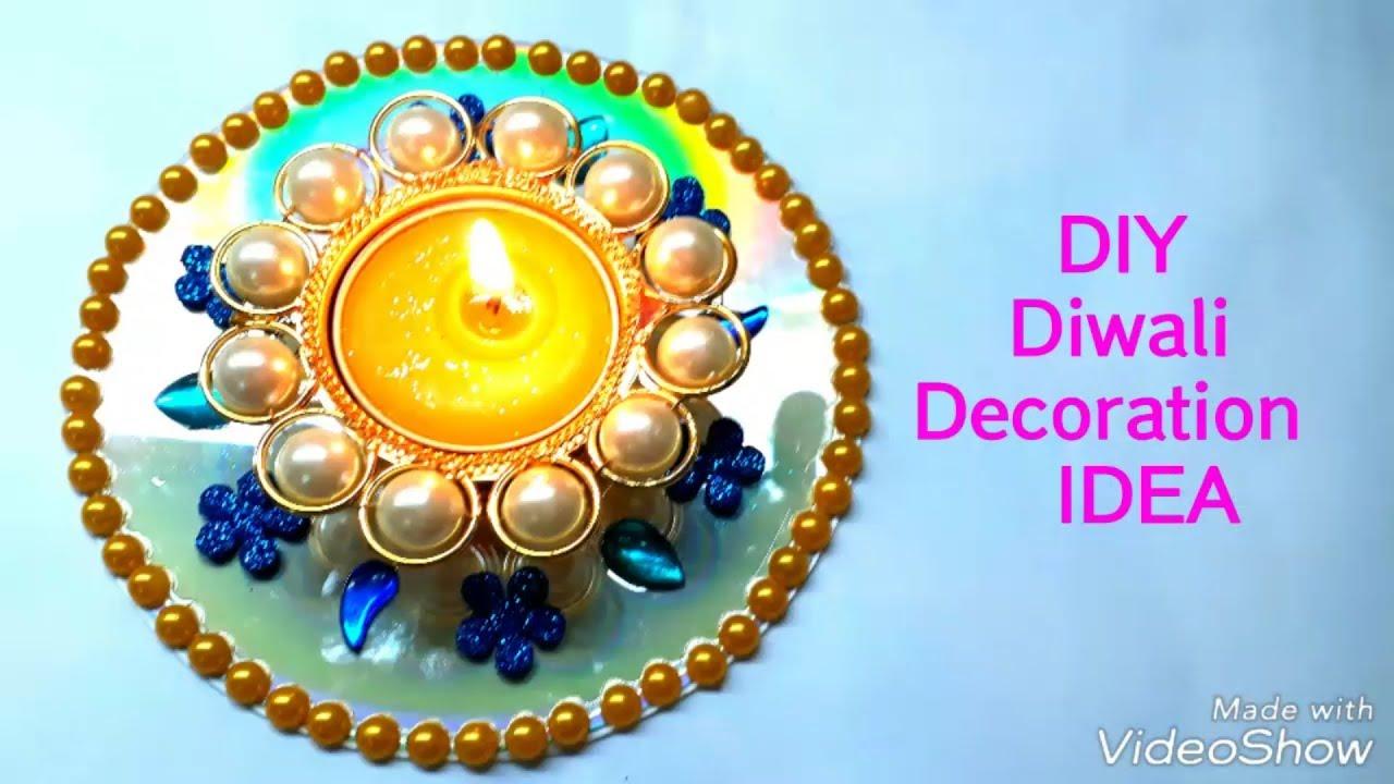 100 31 Diwali Diy Craft Ideas Diya Color And
