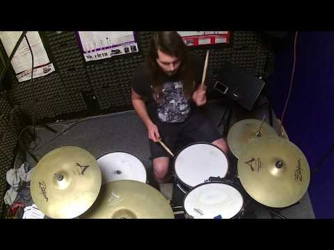 Lights Out - Royal Blood - Drum cover