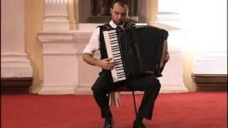 Astor Piazzolla: Tanti Anni Prima / Ave Maria (Branko Dzinovic, Accordion)
