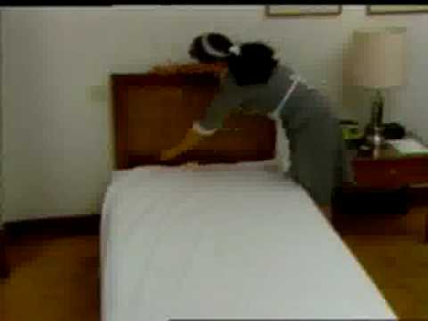 Tendidos de camas ii youtube for Cama cerrada