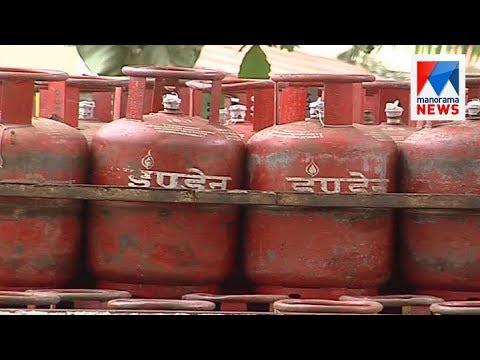 Subsidised LPG price to hike again    Manorama News