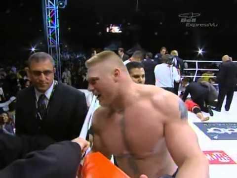 Brock Lesnar vs Min Soo Kim   Dynamite!! USA
