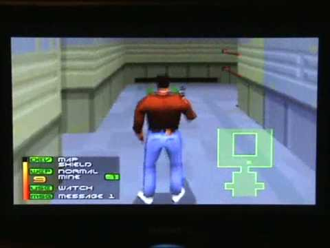 Fade To Black PSN PS1 Review