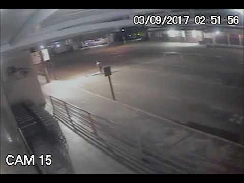 No Amapá, câmera mostra homicídio brutal ao lado da Feira do Produtor, em Macapá