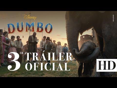 Dumbo, de Disney – Último Tráiler oficial (Subtitulado)
