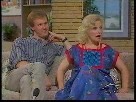 Doctor Who - Peter Davison & Sandra Dickinson on TV-am - Part 1