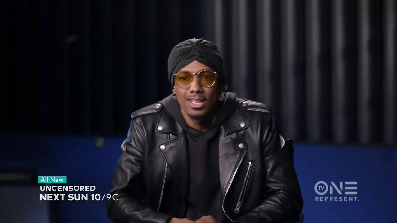 Nick Cannon Uncensored Tv One Youtube