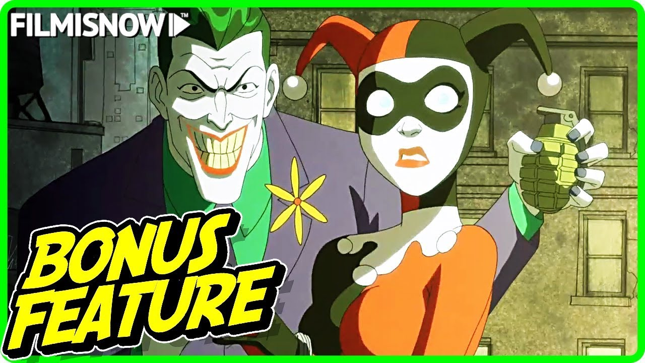 HARLEY QUINN Season 1 | First Look Featurette (DC)