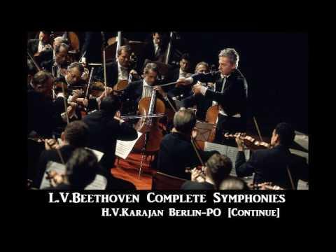 L.V.Beethoven Complete Symphonies [ H.V.Karajan Berlin-PO ] (1961~2)