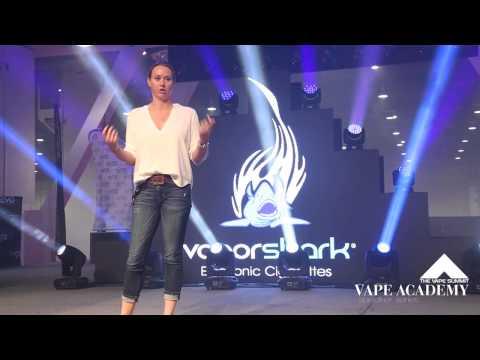 Vape Academy - Erin Kanaley Vape Summit III Las Vegas - Social Media