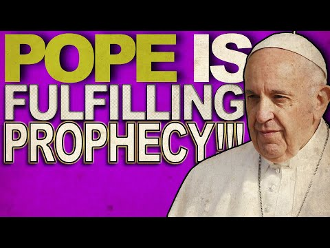 POPE Thinks he is GOD and calls for RELIGIOUS LAW!!! | SFP - Bible Study