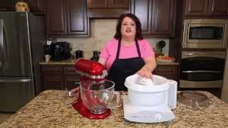 Mixer Reviews Bosch Mixer vs. Kitchenaide