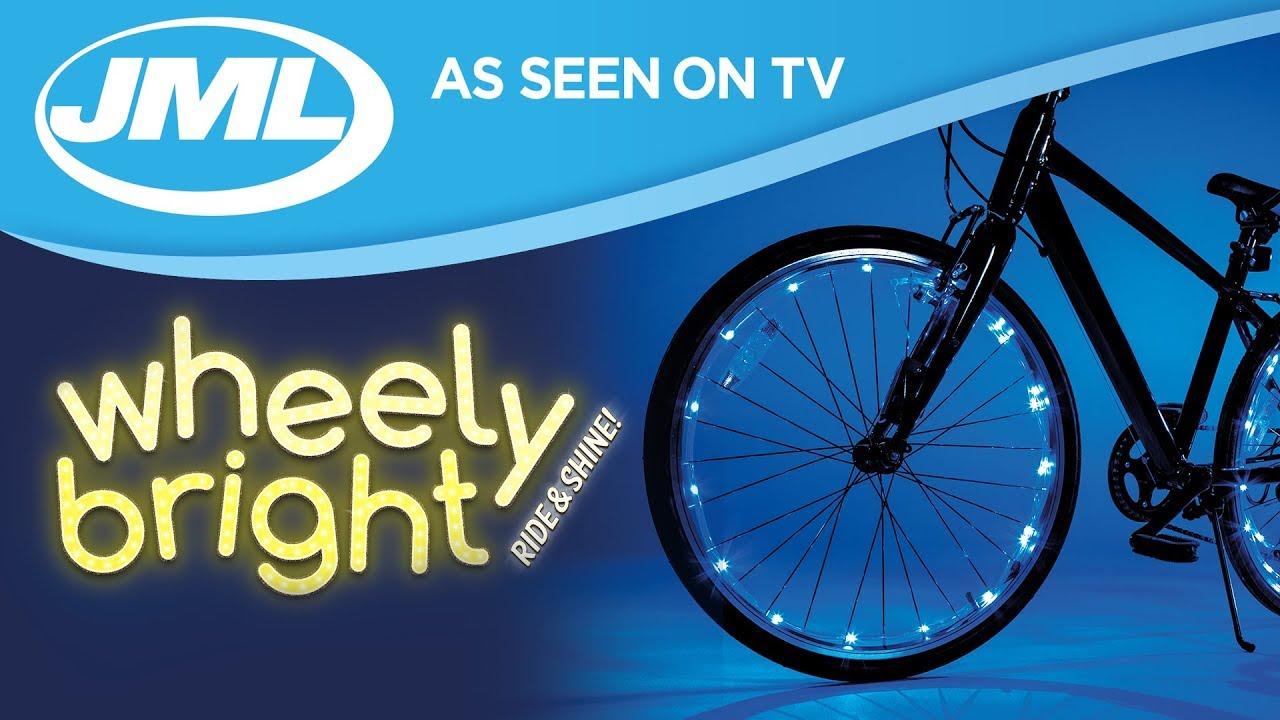 Wheely Bright From Jml Youtube
