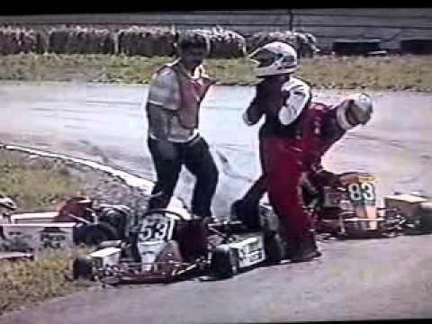 K 9 1989 Karting Clay Pigeon 1989 - YouTube