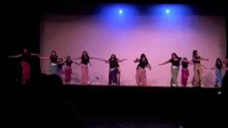 Indian Cultural Society - Multicultural Day 2011 (High School Performance)