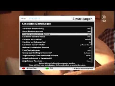 Openatv 3 0 Picons In Kanalliste Einbinden Youtube
