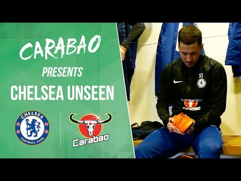 Inside Chelsea's Boot Room With Eden Hazard & His New Mercurials | Chelsea Unseen